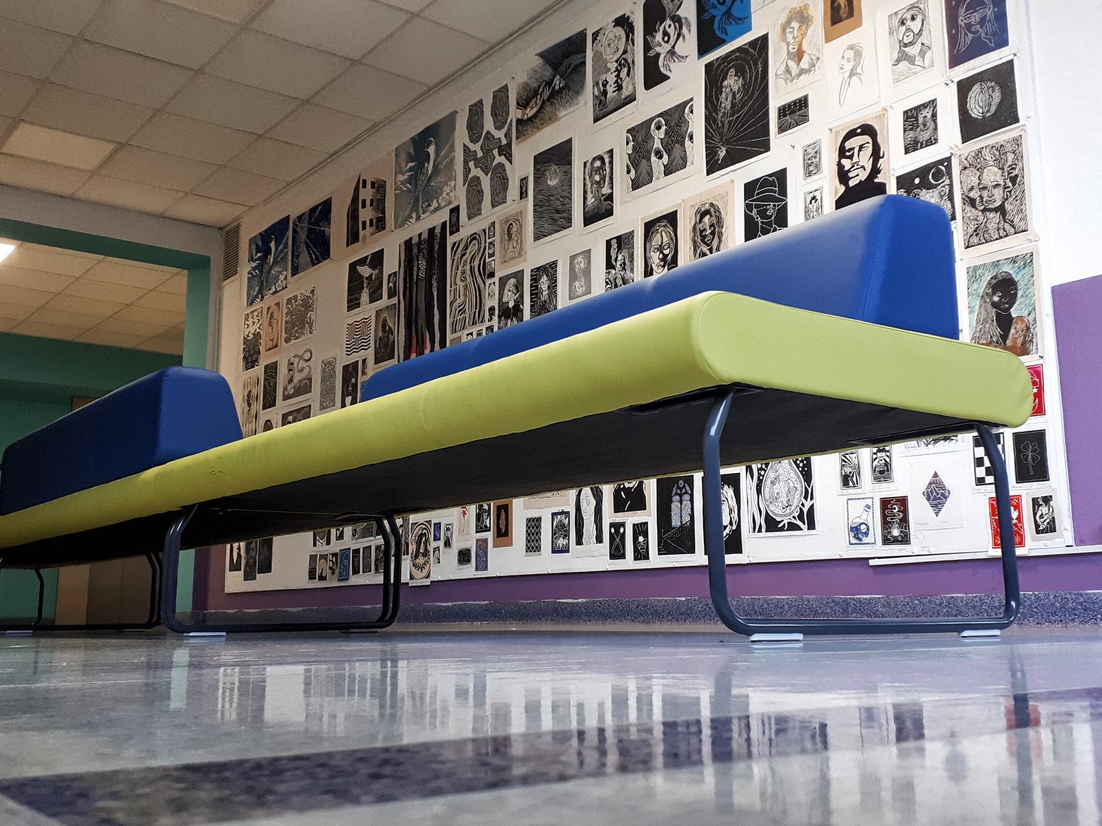 Banner sofa do biura