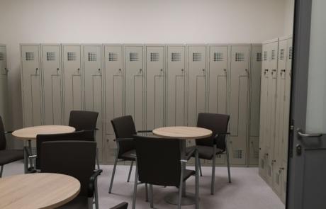 Meble pomieszczenie socjalne