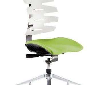 Estetyczny klasyczny fotel biurowy
