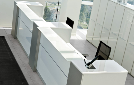 Creative reception design