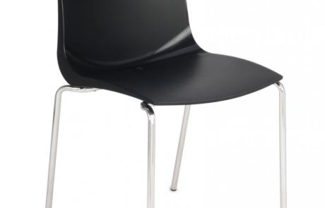 Eleganckie krzesło konferencyjne