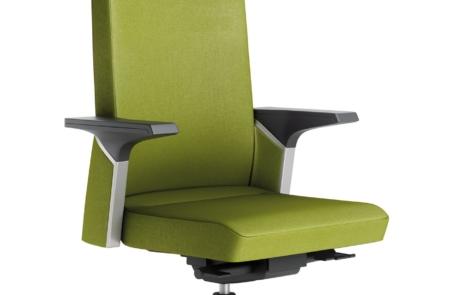 Fotel biurowy dla pracowników