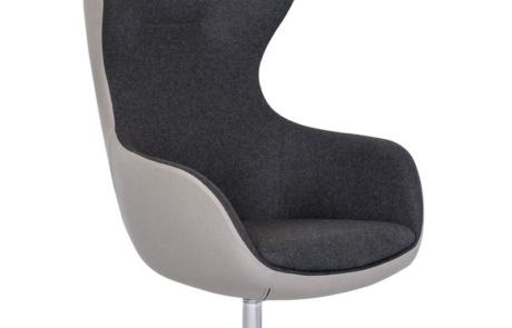 Fotel biurowy do spotkań