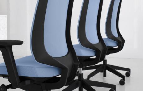 Fotel biurowy grupa Creative