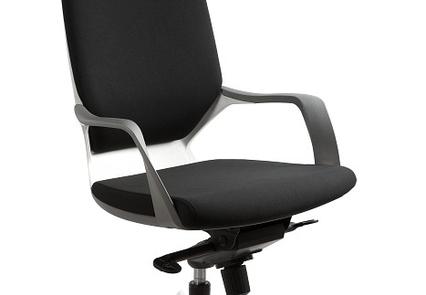 Fotel biurowy tapicerowany