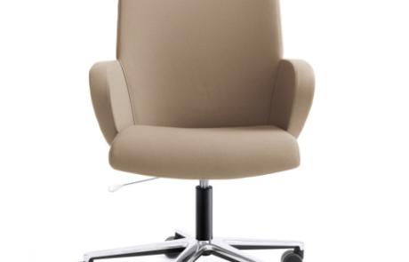Fotel biurowy z charyzmą
