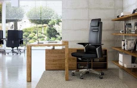 Fotel prezesa biurowe