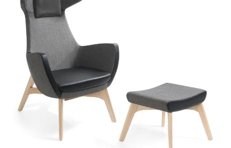 Fotel z podnuszkiem wygoda