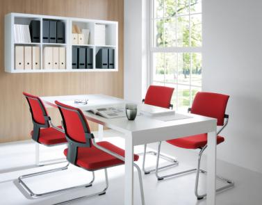 Fotele siedziska konferencyjne