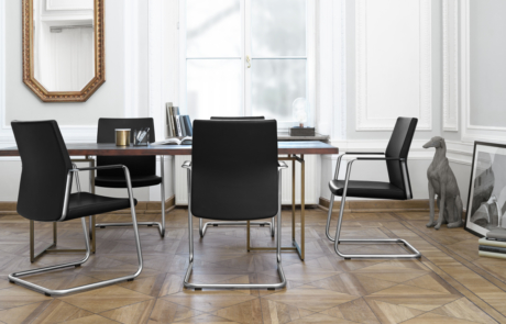Krzesła do sali konferencyjnej