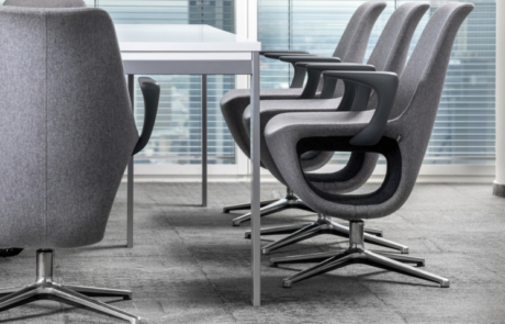 Krzesło sala konferencyjna design