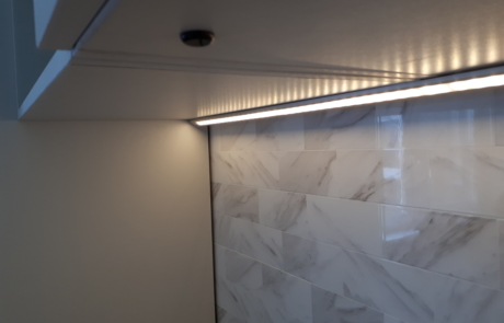 Led oświetlenie kuchnia