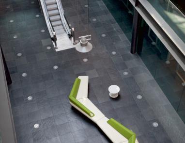 Miejsce odpoczynku wielomodułowy design europejski