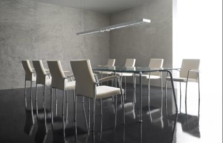Sala konferencyjna krzesła konferencyjne design