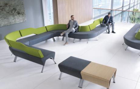 Sofa odpoczynek tapicerowane nowoczesne solidne wykonanie