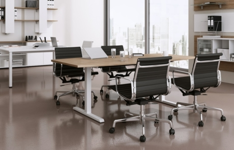 Meeting furniture solution