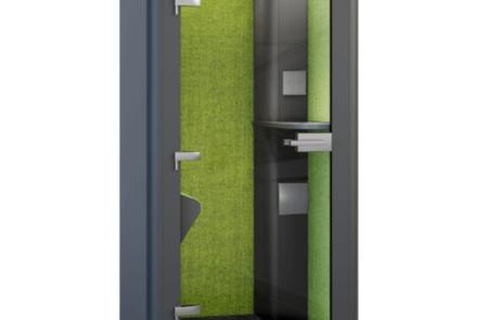 Budka akustyczna nowoczesna biuro silent booth