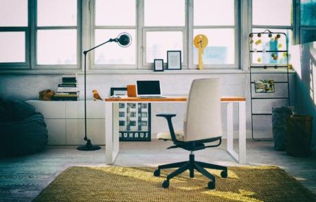 Kolekcja foteli biurowych