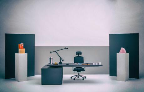 Nowoczesne biurko dla prezesa