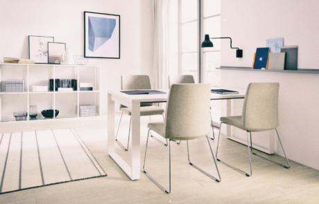 Nowoczesny fotel biurowy
