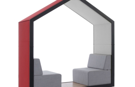 Acoustic booths new design