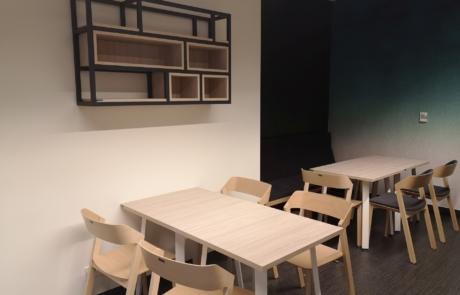 Kuchnia stół krzesła lite drewno