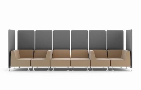 Pufa fotel narożnik siedziska modułowe