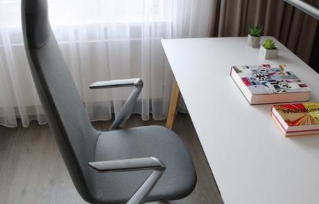 Nowatorski fotel do biura firmy