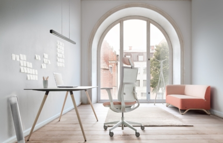 Fotel biurowy premium vip elegancki szykowny lans