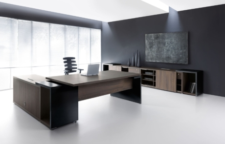 Meble gabinetowe biurko europejski standard