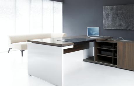Meble gabinetowe biurko gabinetowe