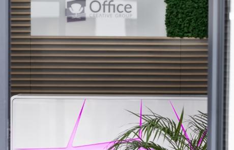 Office Creative Showroom Lada