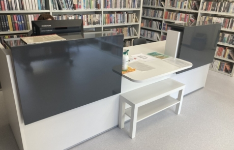 Realizacja OCGR Biblioteka