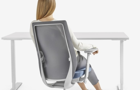 Fotel dla pracoholika