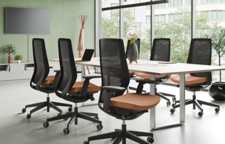 Fotel dla pracownika