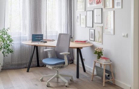 Fotel do biura domu home work solution