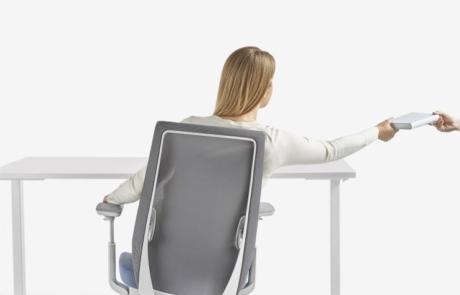 Zdrowe plecy fotel